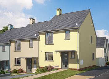 "Thumbnail 3 bed semi-detached house for sale in ""The Compton"" at Waddeton Close, Paignton"