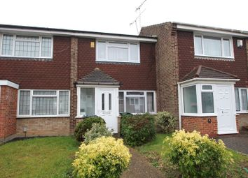 Thumbnail 2 bed terraced house to rent in Rutland Close, Dartford