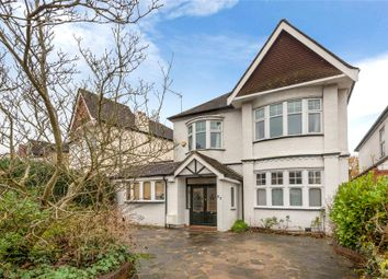 Thumbnail 6 bed detached house for sale in Chandos Avenue, Whetstone