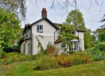 Main Road, East Boldre, Brockenhurst SO42. 5 bed detached house for sale