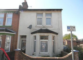 Thumbnail 3 bed end terrace house to rent in High Street, Eastleigh