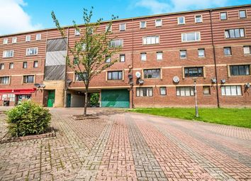 Thumbnail 3 bed flat for sale in Braehead Road, Kildrum, Cumbernauld