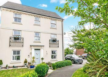 4 bed detached house for sale in Camberwell Drive, Walton Locks, Warrington WA4