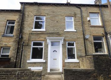 Thumbnail 3 bed terraced house for sale in Cannon Street, Halifax