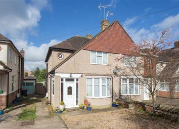 Thumbnail 3 bed semi-detached house for sale in Chiltern Road, Dunstable, Bedfordshire