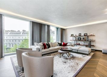 Thumbnail 5 bed flat for sale in Chesham Place, London
