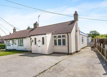 Thumbnail 3 bed semi-detached bungalow for sale in Basildon Drive, Laindon, Basildon