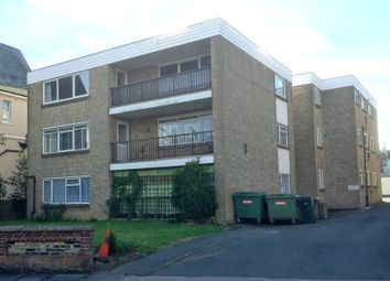 Thumbnail 2 bed flat to rent in Knoll Court, Cheriton Gardens, Folkestone