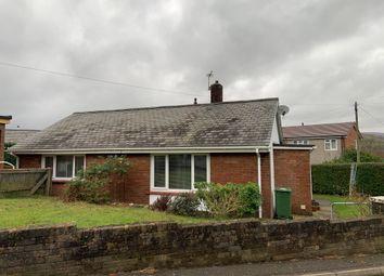 Thumbnail 2 bed detached bungalow for sale in Blodwen Way, New Inn, Pontypool