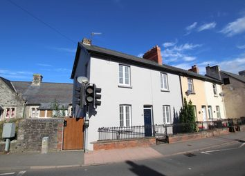 Thumbnail 2 bed end terrace house for sale in Orchard Street, Brecon