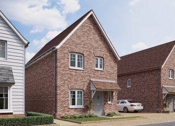 Thumbnail 3 bed detached house for sale in Cherry At Riverbourne, Elm Avenue, Chattenden