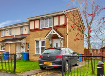 Thumbnail 3 bed end terrace house for sale in Battles Burn View, Glasgow