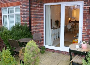 Thumbnail 2 bed flat for sale in High Road, Byfleet