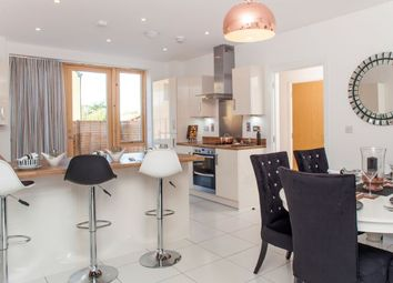 Thumbnail 3 bed detached house for sale in The Chase, Newhall, Harlow, Essex