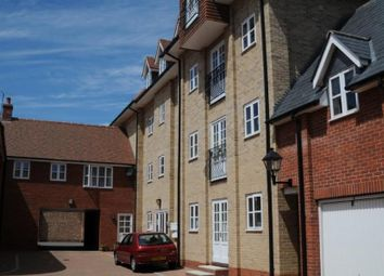 Thumbnail 1 bed flat to rent in Connaught Close, Colchester