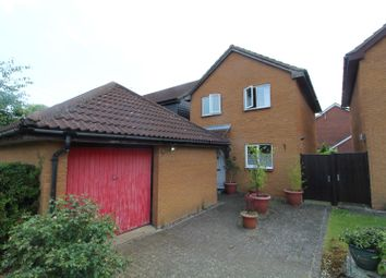 Thumbnail 3 bedroom detached house for sale in Ardwell Lane, Milton Keynes