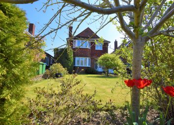Thumbnail 3 bed detached house for sale in Harefield, Esher