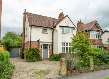 Thumbnail 3 bed detached house for sale in Moorgate, Holgate, York
