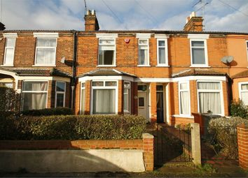 Thumbnail 3 bedroom terraced house for sale in Newton Road, Ipswich, Suffolk