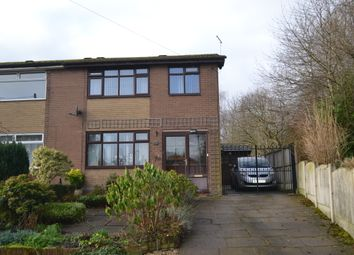 Thumbnail 3 bed semi-detached house for sale in Cherry Hill Lane, Newcastle-Under-Lyme