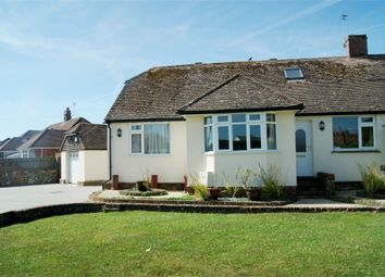 Thumbnail 3 bed semi-detached bungalow for sale in Oldfield Road, Eastbourne, East Sussex
