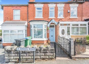 Thumbnail 2 bed terraced house for sale in Arden Road, Smethwick, Birmingham, West Midlands