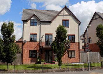 Thumbnail 1 bed flat for sale in Village Close, Weaverham, Northwich