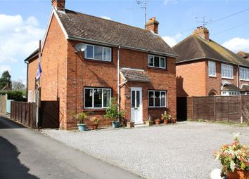Thumbnail 4 bed detached house for sale in Western Avenue, Woodley, Reading, Berkshire