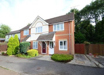 Thumbnail 1 bedroom end terrace house for sale in Davy Close, Wokingham, Berkshire