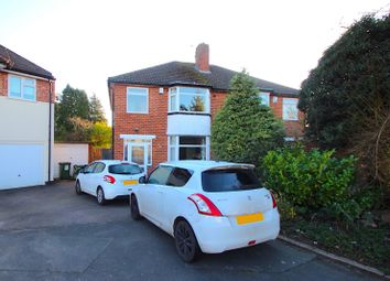 3 bed semi-detached house for sale in Branting Hill Avenue, Glenfield, Leicester LE3