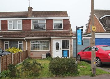 Thumbnail 3 bedroom semi-detached house for sale in Grymes Dyke Way, Stanway, Colchester