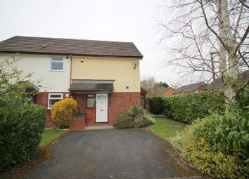 Thumbnail 1 bed property to rent in Kerswell Drive, Shirley, Solihull