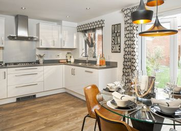 "Thumbnail 3 bed detached house for sale in ""Andover"" at Llantarnam Road, Llantarnam, Cwmbran"