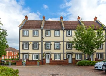 Thumbnail 4 bed town house for sale in Trubshaw Close, Horfield, Bristol