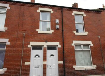 Thumbnail 1 bed flat for sale in Hambledon Street, Blyth