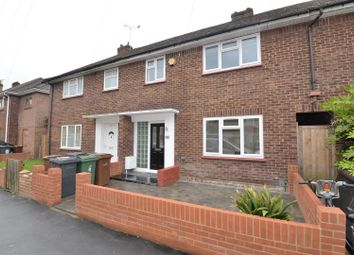 Thumbnail 3 bed terraced house to rent in Murchison Road, Leyton, London