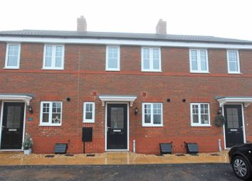 Thumbnail 2 bed terraced house to rent in Haycop Rise, Broseley