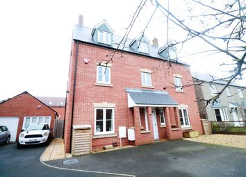 Thumbnail 5 bed detached house for sale in Thompson Way, West Wick, Weston-Super-Mare