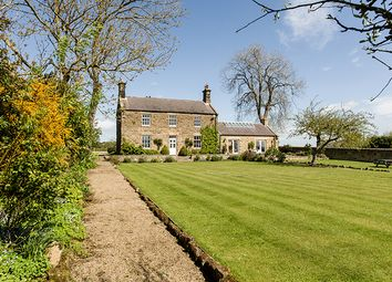 Thumbnail 4 bed country house for sale in Welton Farm, Welton, Near Newton, Northumberland