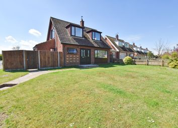 Thumbnail 2 bedroom detached house to rent in Lawn Close, Knapton, North Walsham
