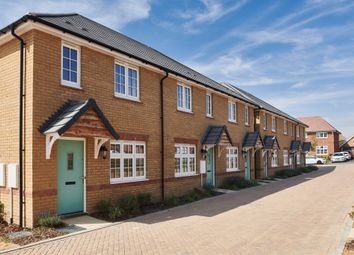 Thumbnail 3 bed end terrace house for sale in Hagger Close, Buntingford