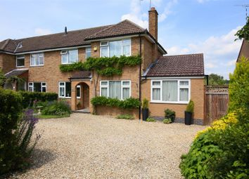 Thumbnail 3 bed semi-detached house for sale in Barton Road, Bilton, Rugby
