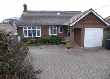 Thumbnail 3 bed detached bungalow for sale in Shepherds Way, Fairlight, East Sussex