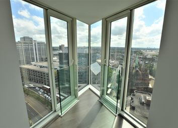 Thumbnail 2 bedroom flat for sale in Saffron Central Square, Croydon