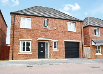 Thumbnail 4 bed detached house for sale in Cygnet Drive, Mexborough, Yorkshire, West Riding