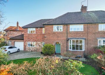 4 bed semi-detached house for sale in The Horseshoe, York YO24