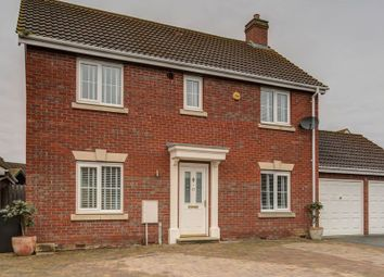 Thumbnail 4 bed detached house for sale in Stirling Way, Sutton, Ely