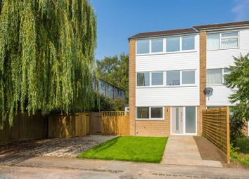 Thumbnail 3 bedroom end terrace house for sale in Salford Road, Marston, Oxford