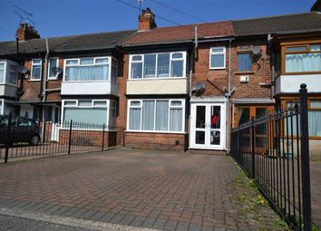 Thumbnail 3 bed flat for sale in Tennyson Avenue, Hull