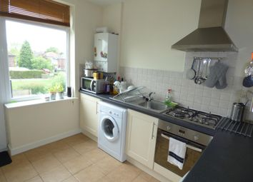 Thumbnail 2 bed flat for sale in Buxton Road, High Lane, Stockport